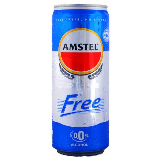 AMSTEL FREE 330ml