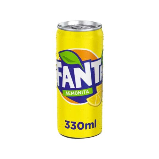 FANTA  ΛΕΜΟΝΙ 330 ML